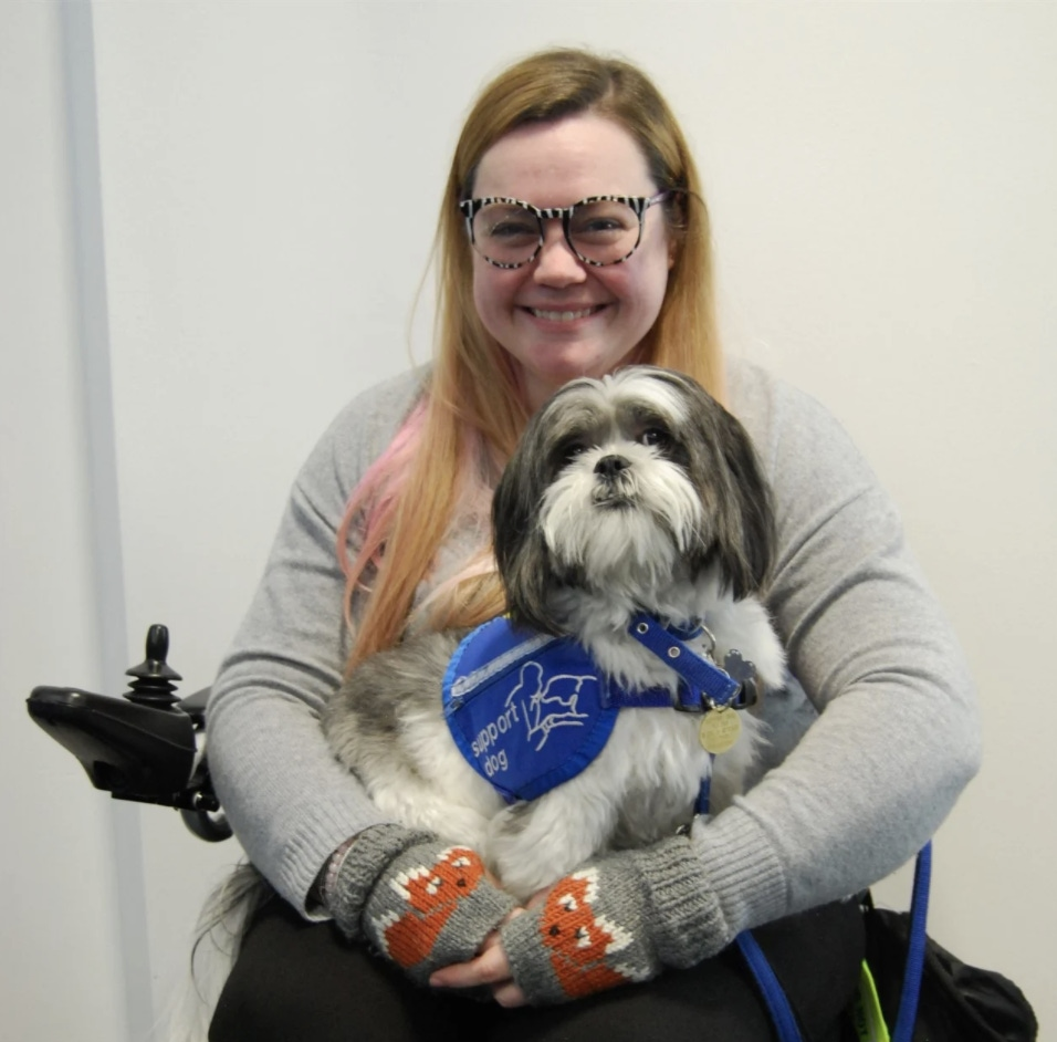 Why therapy dogs are happy dogs