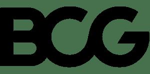 BCG logo black