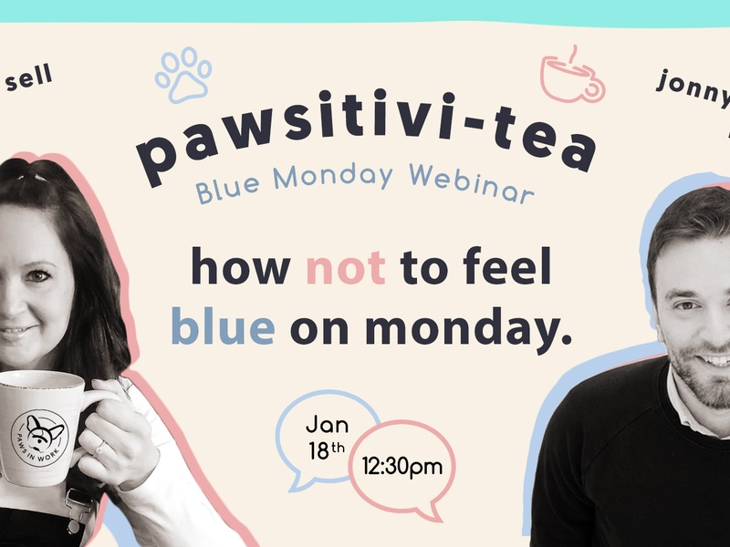 Blue Monday Webinar Banner