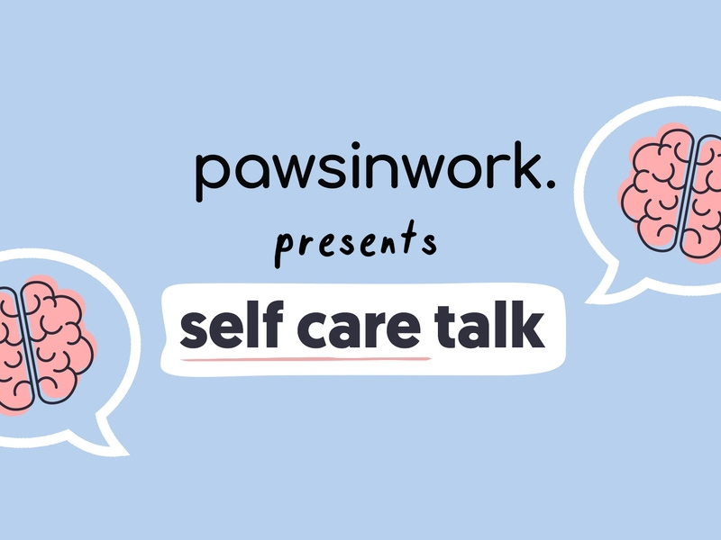 Self Care Talk Thumbnail