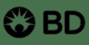 Bd logo black