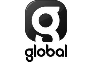 Global logo black copy