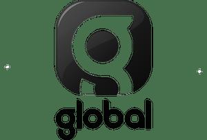 Global logo black copy