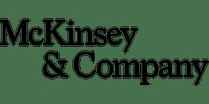 Mckinsey logo black